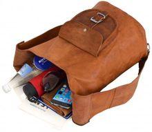 Leather Ladies Hobo Shopping Bag