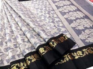 Ladies Super Net Cotton Saree