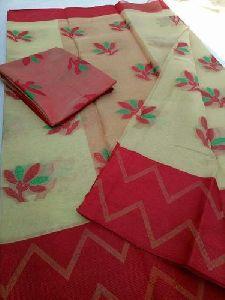 Ladies Tissue Saree