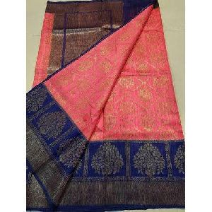 Ladies Trendy Dupion Silk Saree