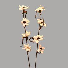 Decorative Wood Artificial Flower