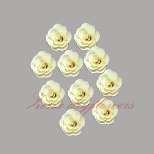 Rossary Type Dried Artificial Flowers