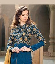 designer straight salwar suit