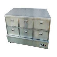 Commerial Drawer Table Food Warmer