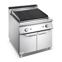 Electric Lava Rock Grill Equipment