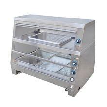 Food Warmer Display Cabinet