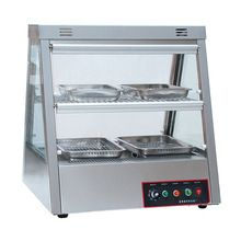 Hot Food Bakery Display Cabinet