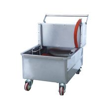 Shortening Filter Cart