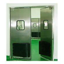 Stainless Steel Anti Collision Kitchen Door