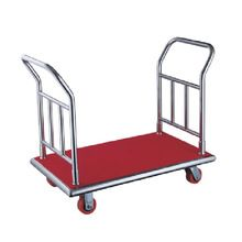 Stainless Steel Hotel Trolley Luggage