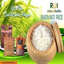 Raw Basmati Rice