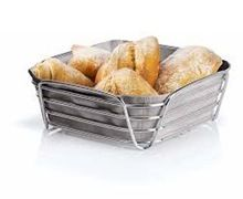 Metal Wire Round Bread Basket