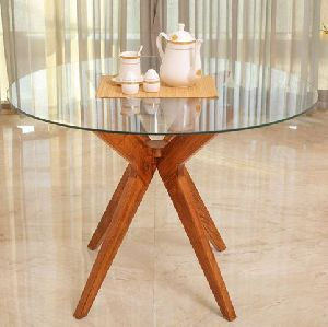Butterfly Three Seater Dining Table