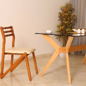 Neu Solid Wood Dining Chair