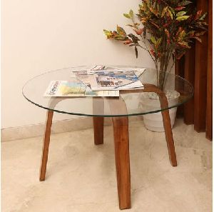 Plus Solid Wood Centre Table