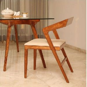 Wings Solid Wood Dining Chair