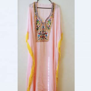 Bohemian Long Maxi Maternity Dress