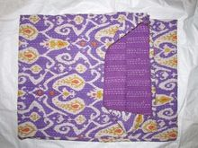 Cotton Kantha Bedspread