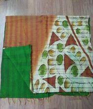Women Scarf Silk Stole Dupatta