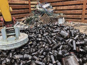 Compressor motor scraps