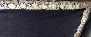 Kashmiri Embroidered Border Shawl