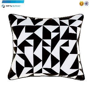 Custom Printed Cotton Cushion Cover
