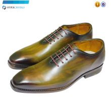 Handmade Patina Shoes