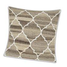 hand made wool dhurrie Pillow Cushion