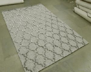 Hand Woven Bamboo Silk Carpets