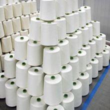 Bulk Pure White Cotton Yarn