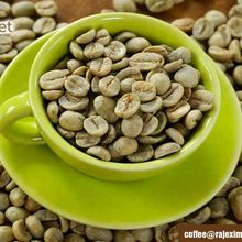 Fresh Robusta Coffee Beans