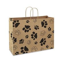 Printed Gift Carry Paper Bags