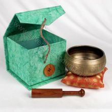 Bronze Alloy Singing Bowls