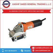 Aluminum Composite Grooving Machine
