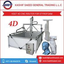 Styrofoam CNC Cutting Machine