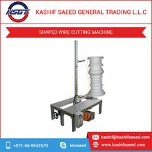 CE Certified Shaped Wire Cutting Machine