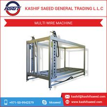 CNC Multi Cutting hot wire machine