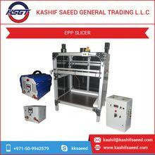 EPP Foam Slicer Machinery