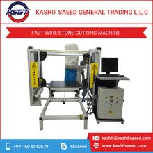 Fast Wire Rock Wool Cutting Machine