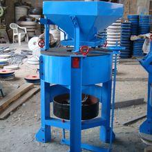Power Grinding Flour Mill