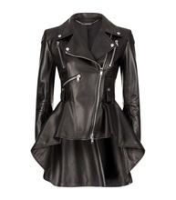 Leather Ladies Frock
