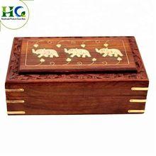 Artisan Craft Wooden Box