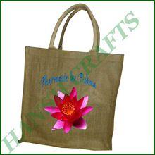 Printed Custom Made Shopping Bag