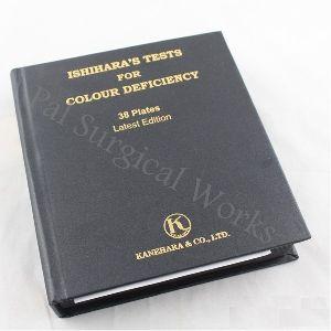 Ishihara Test Book