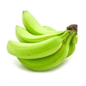 Raw Green Banana
