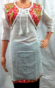 Soft Cotton Designer Kurtis Is Very Trendy And High In Demand