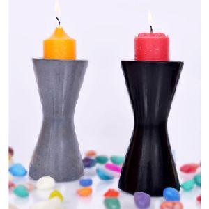 Warmer Pillar Candle Holder