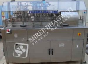 Automatic External Vial Washing Machine