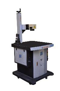 Ceramic Scrubbing Laser Marking Machine