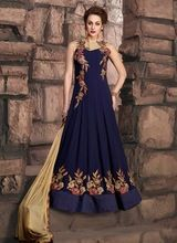Embroidery Work Anarkali